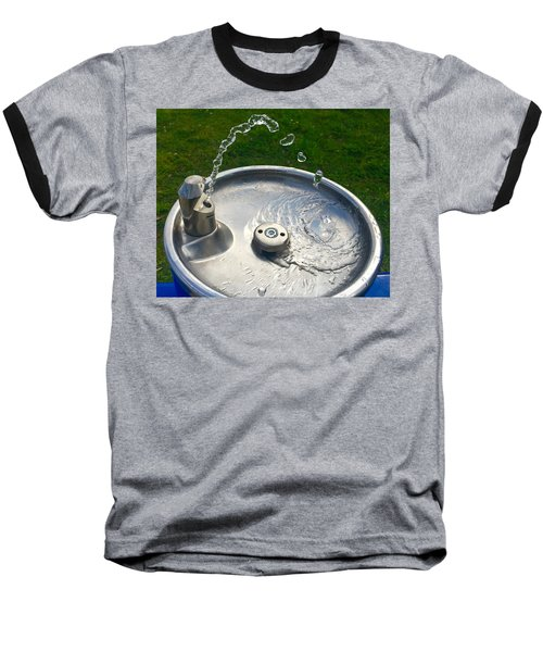Water Works Baseball T-Shirt