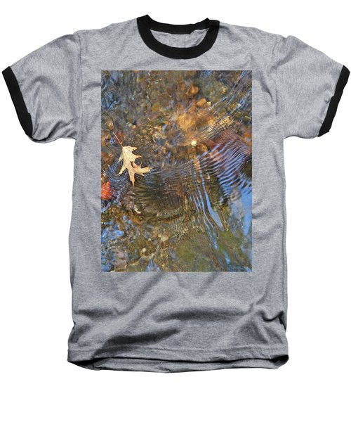 Water World 218 Baseball T-Shirt by George Ramos