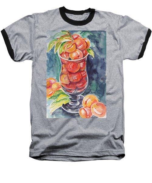 Watercolor Series No. 214 Baseball T-Shirt