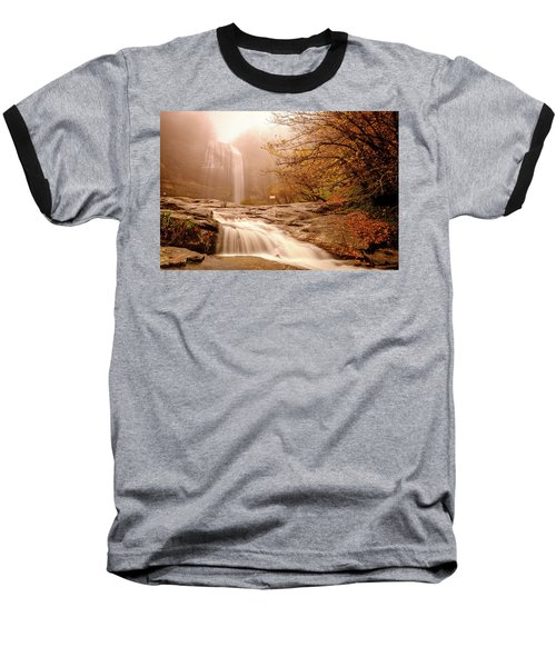 Waterfall-11 Baseball T-Shirt