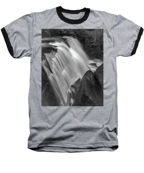 Baseball T-Shirt featuring the photograph Waterfall 1577 by Chris McKenna