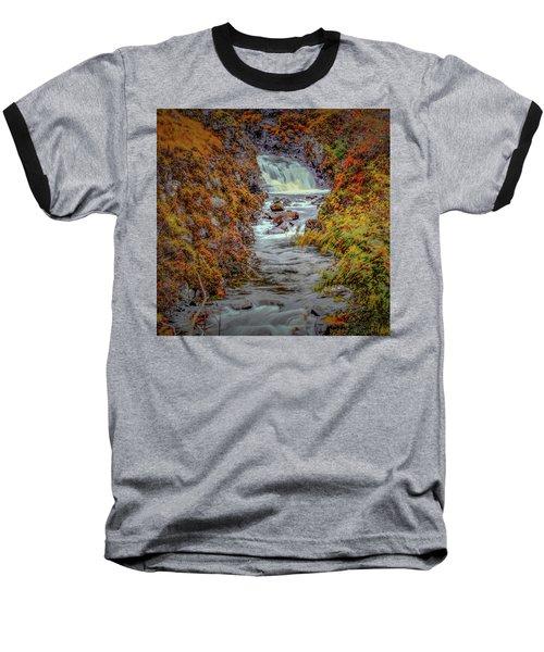 Waterfall #g8 Baseball T-Shirt