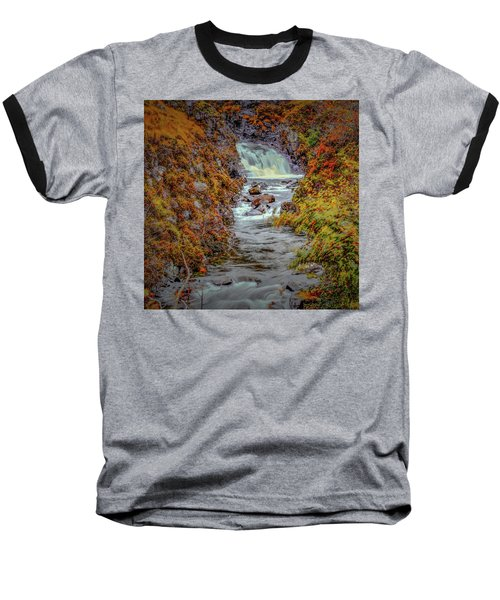 Waterfall #g8 Baseball T-Shirt