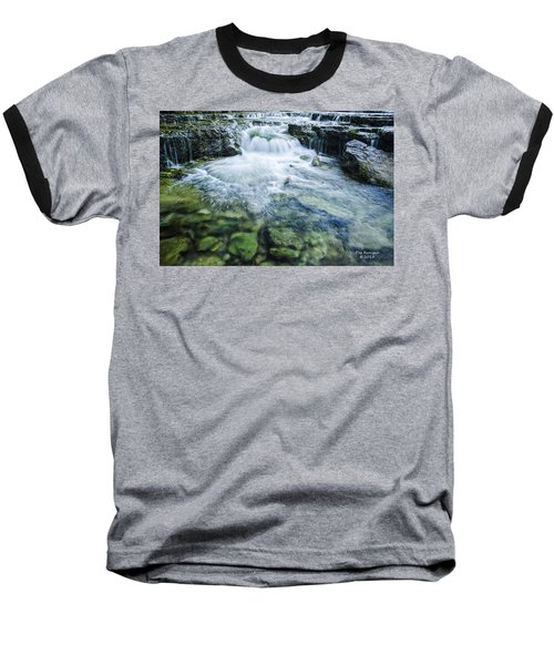Waterfall Wonderland Baseball T-Shirt