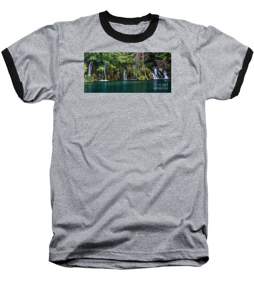 Waterfalls Baseball T-Shirt