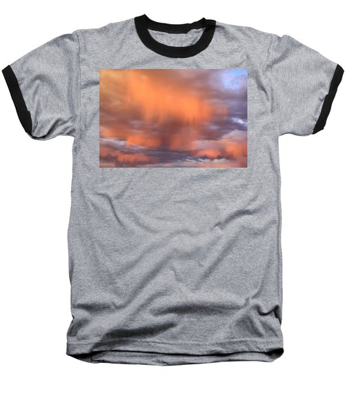 Waterfalls In The Sky Baseball T-Shirt