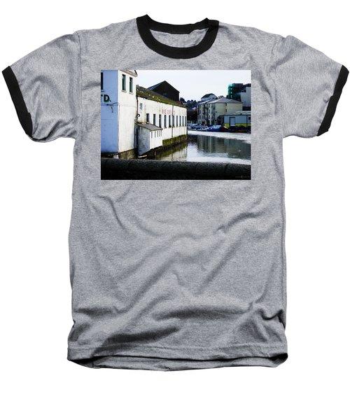 Waterfront Factory Baseball T-Shirt
