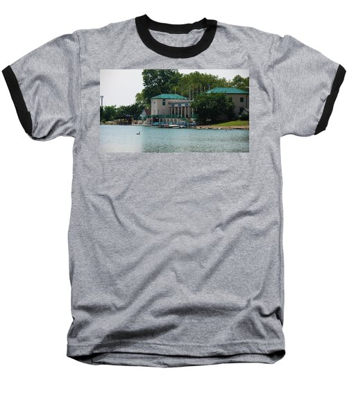 Waterfront Baseball T-Shirt