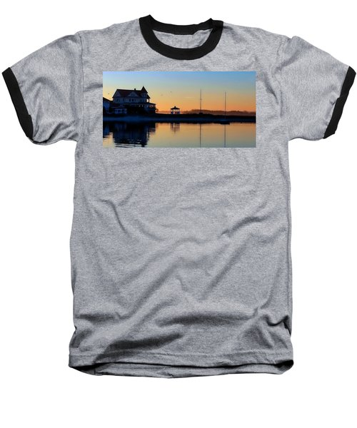 Waterfront Living Baseball T-Shirt