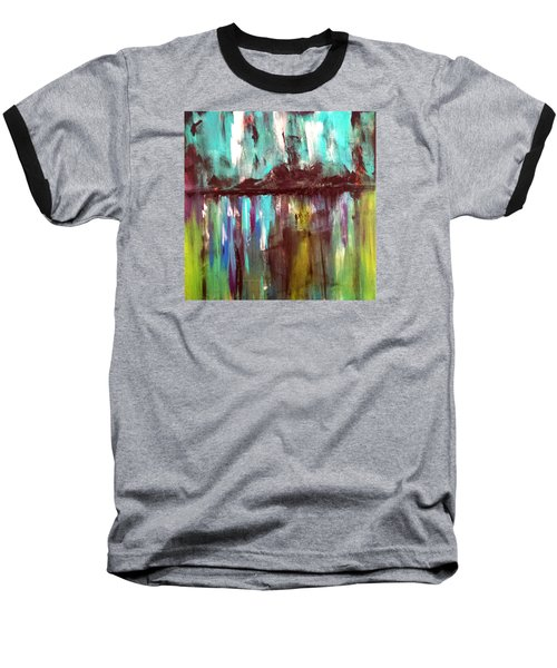 Waterfront Reflections Baseball T-Shirt