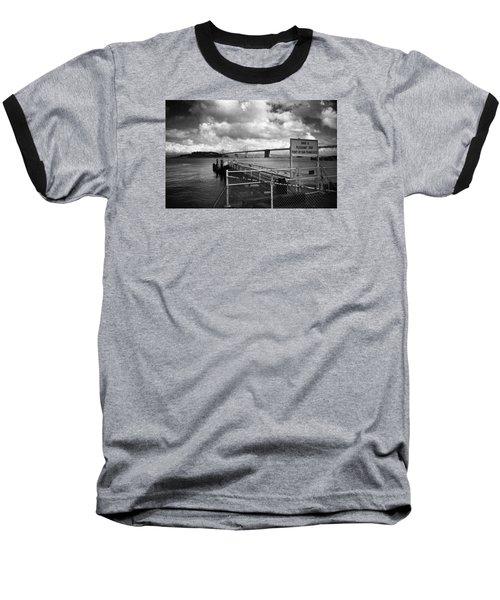 Waterfront San Francisco Baseball T-Shirt