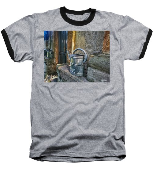 Watering Cans Baseball T-Shirt