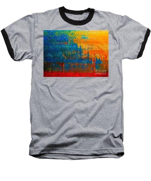 Waterloo Sunset Baseball T-Shirt