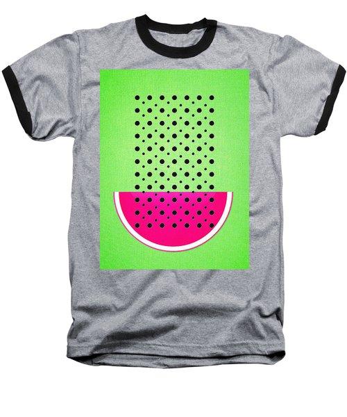 Watermelon Baseball T-Shirt