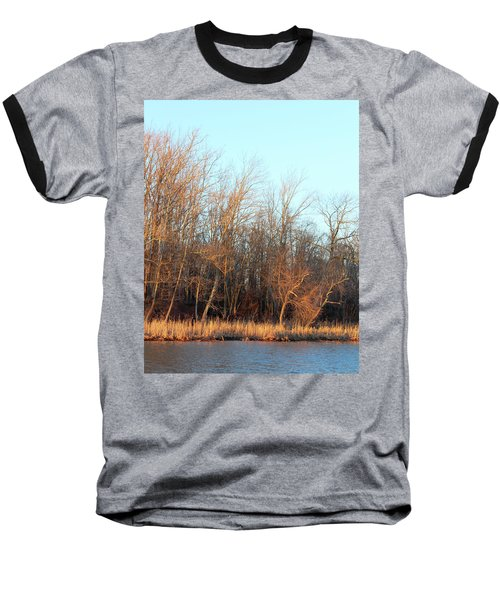 Waters Edge 2 Baseball T-Shirt