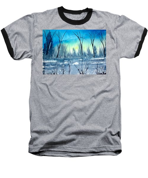Water's Edge Baseball T-Shirt