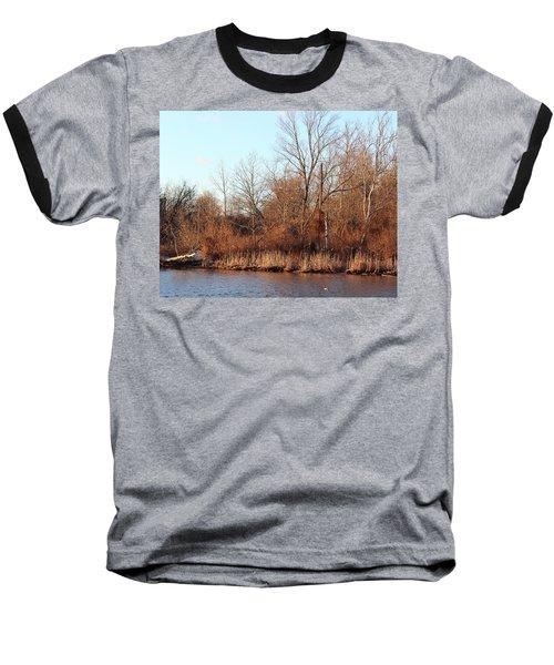 Northeast River Banks Baseball T-Shirt