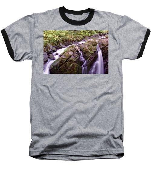 Waterstreaming Baseball T-Shirt