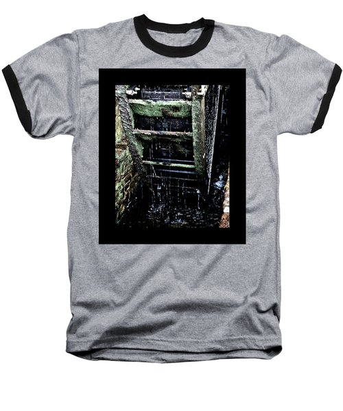 Waterwheel 1 Baseball T-Shirt