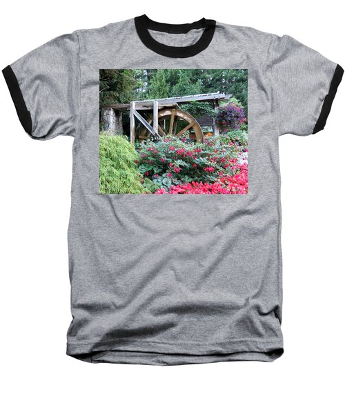 Waterwheel Baseball T-Shirt