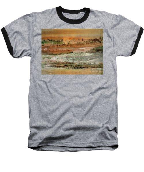 Waterworld #0955 Baseball T-Shirt