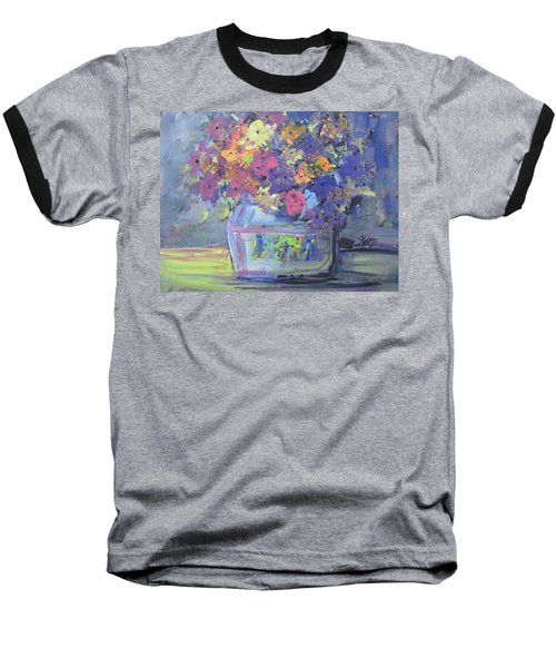 Watery Vessel Baseball T-Shirt