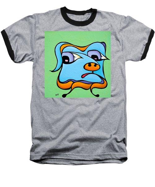 Watery Walter Baseball T-Shirt