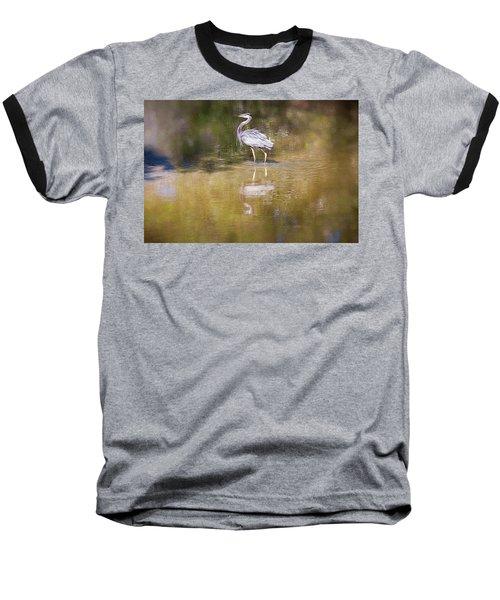 Watery World - Baseball T-Shirt