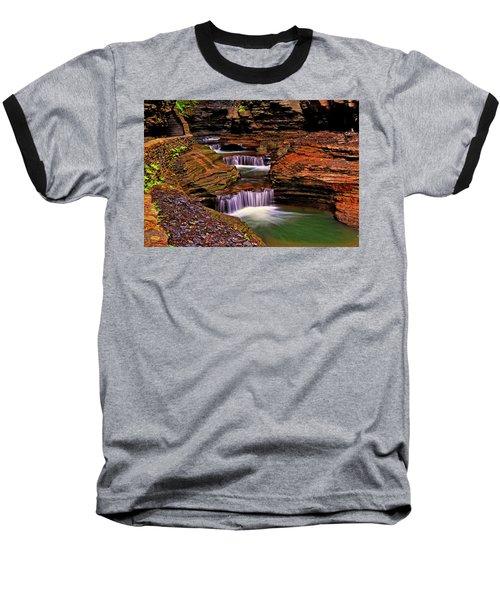 Watkins Glen State Park 014 Baseball T-Shirt