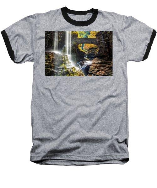 Watkins Glen State Park Baseball T-Shirt