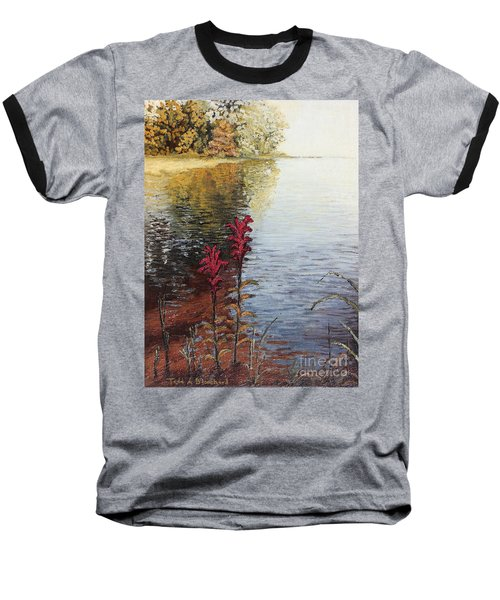 Watts Bar Lake Rockwood Tn Baseball T-Shirt