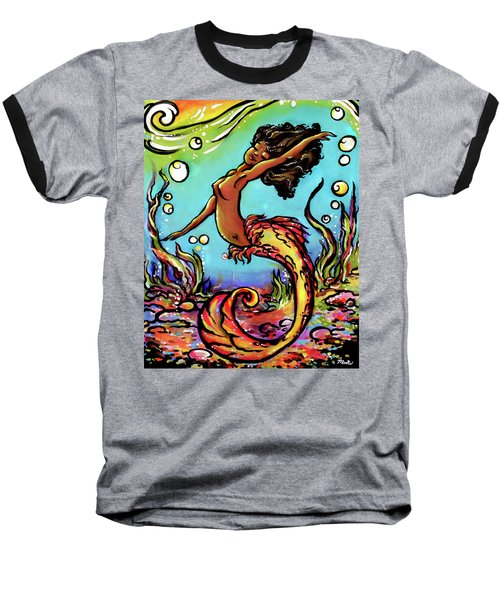 Wave Dancer  Baseball T-Shirt