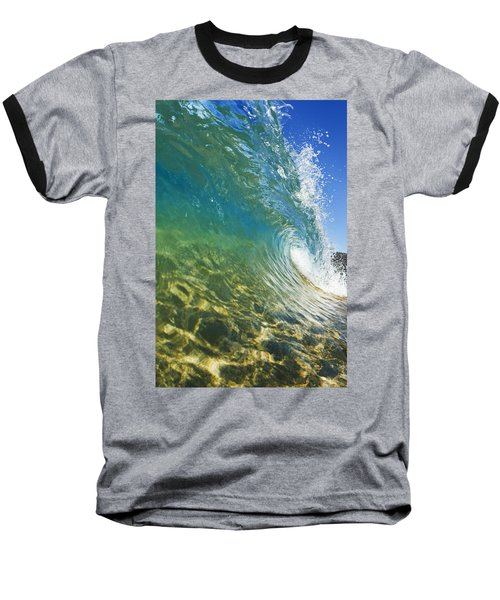Wave - Makena Baseball T-Shirt