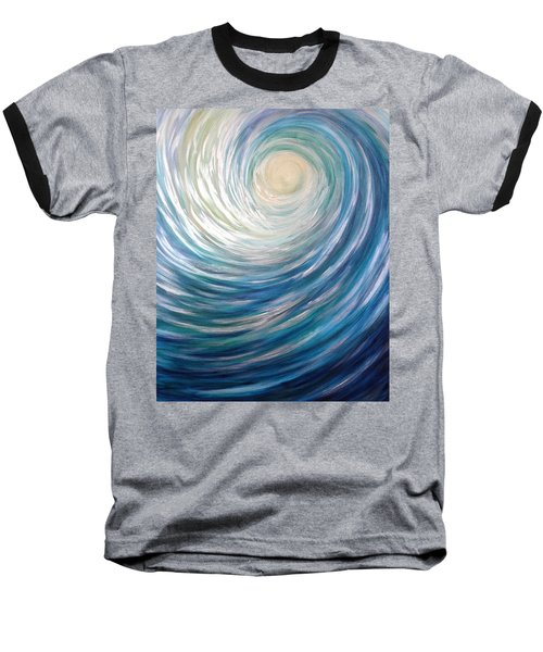 Wave Of Light Baseball T-Shirt
