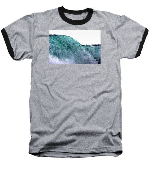 Baseball T-Shirt featuring the photograph Wave Rider by Dana DiPasquale