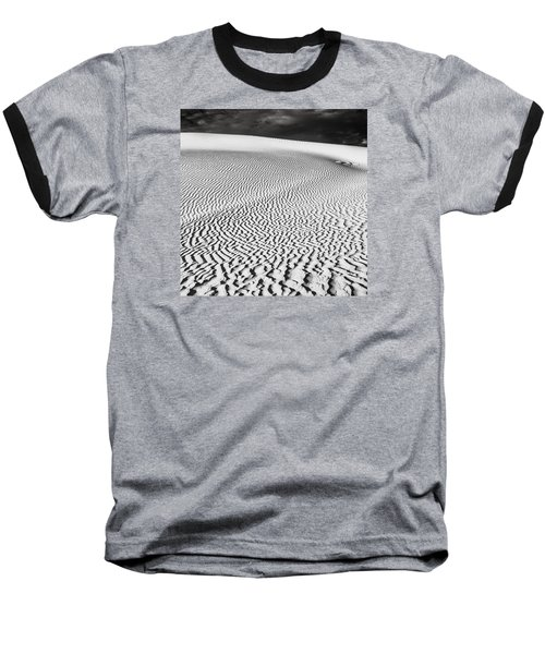 Baseball T-Shirt featuring the photograph Wave Theory V by Ryan Weddle