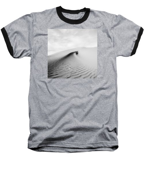 Wave Theory Vi Baseball T-Shirt by Ryan Weddle