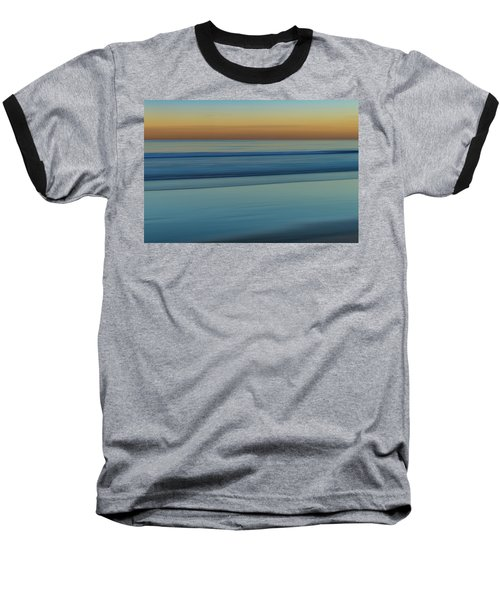 Wave Tracks 3 Baseball T-Shirt