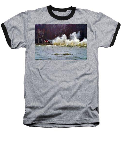 Waveform Baseball T-Shirt