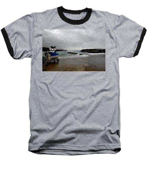 Waves Azores-033 Baseball T-Shirt