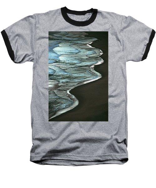 Waves Of The Future Baseball T-Shirt