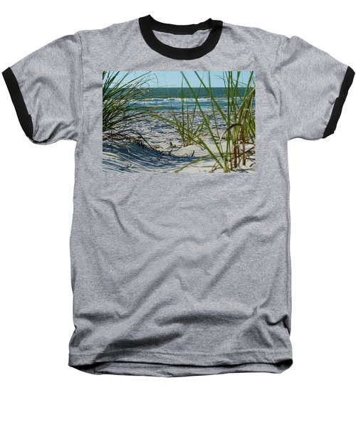 Waves Through The Grass Baseball T-Shirt
