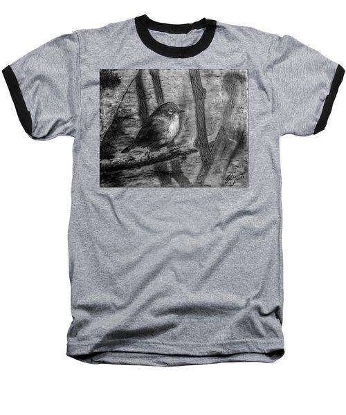Wax-eye Baseball T-Shirt