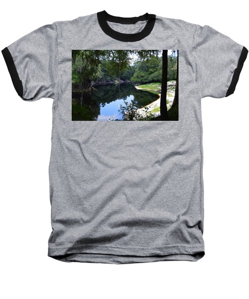 Way Down Upon The Suwannee River Baseball T-Shirt