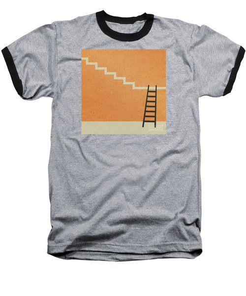 Way Up Baseball T-Shirt