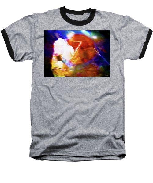 Wayne Shorter   Digital Watercolor Paintings Baseball T-Shirt