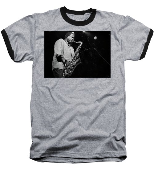 Wayne Shorter Discography Baseball T-Shirt
