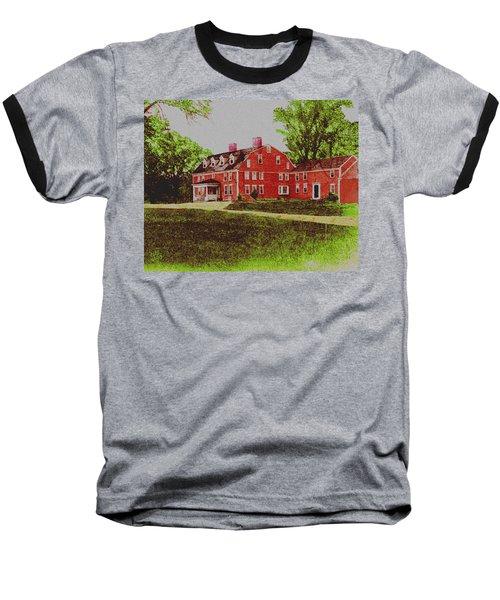 Wayside Inn 1875 Baseball T-Shirt