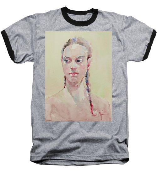 Wc Portrait 1619 Baseball T-Shirt