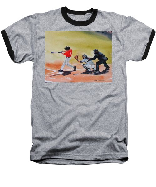 Wcu At The Plate Baseball T-Shirt